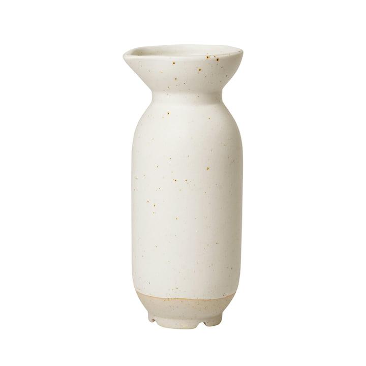 The Eli pot from Broste Copenhagen in soft light grey matt