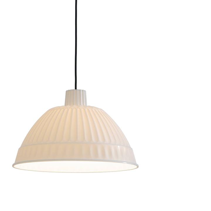 FontanaArte - Cloche Pendant Luminaire, translucent white