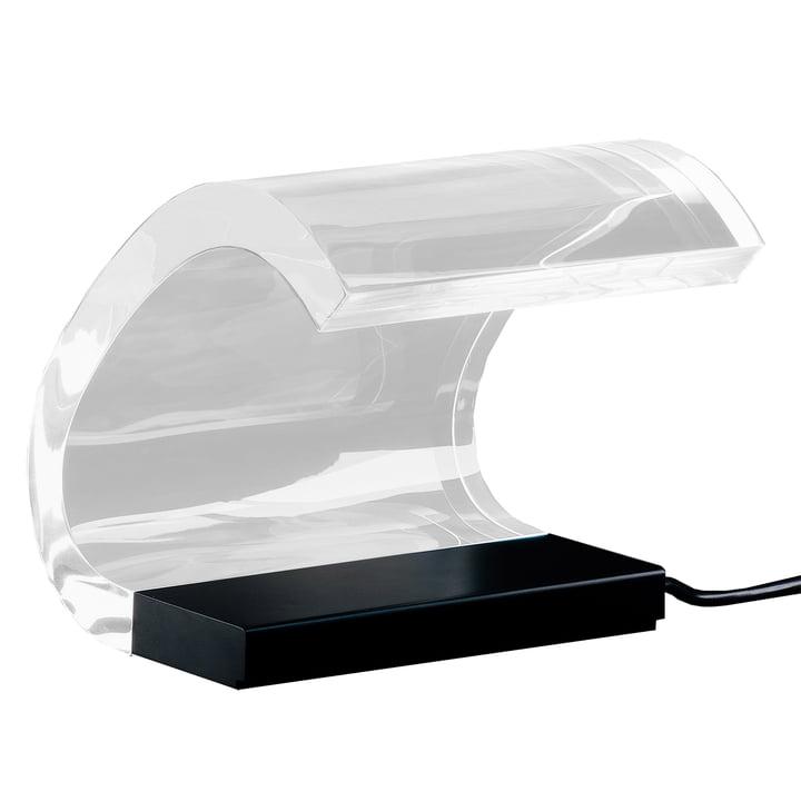 Acrilica table lamp 281 by Oluce