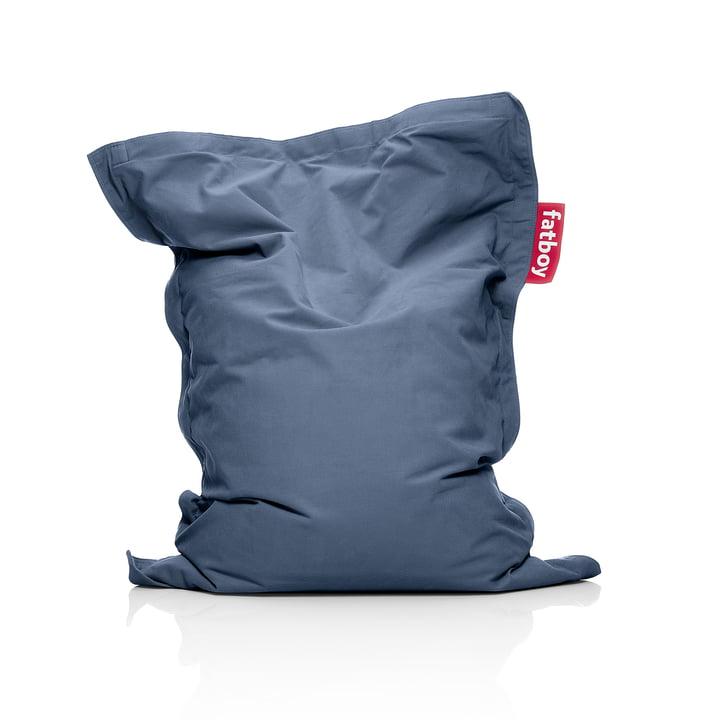 Junior beanbag Stonewashed, blue by Fatboy