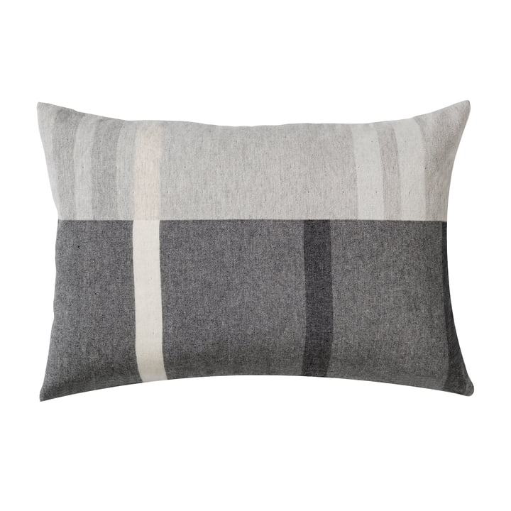 The rectangular R31 Agger cushion from FDB Møbler in grey