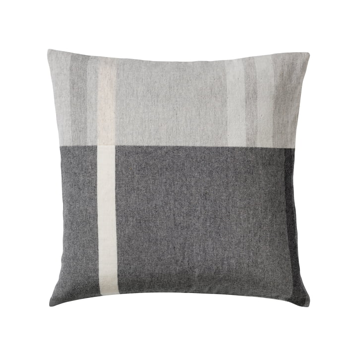 The square R31 Agger cushion from FDB Møbler in grey