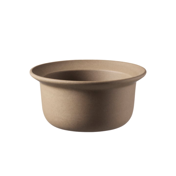 The Ildpot serving bowl V18 from FDB Møbler in brown