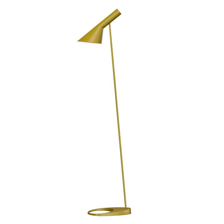 AJ Floor lamp Louis Poulsen in ochre
