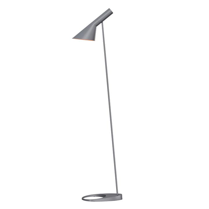 AJ floor lamp from Louis Poulsen in dark grey