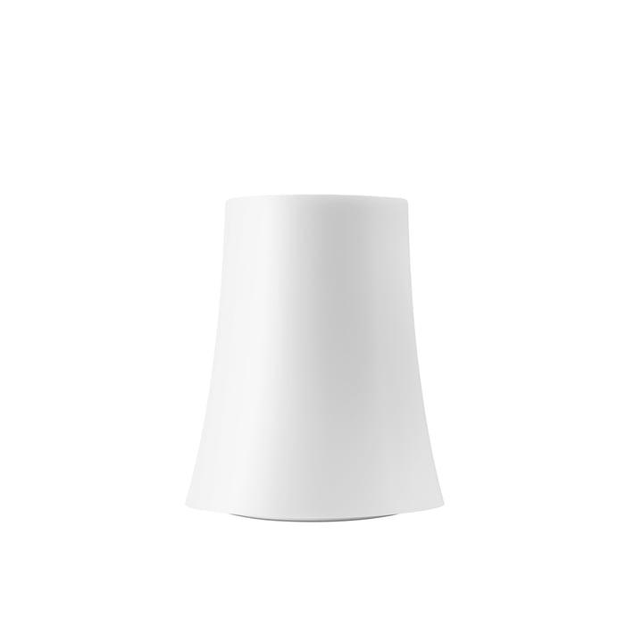 The Birdie Zero piccola table lamp from Foscarini in white