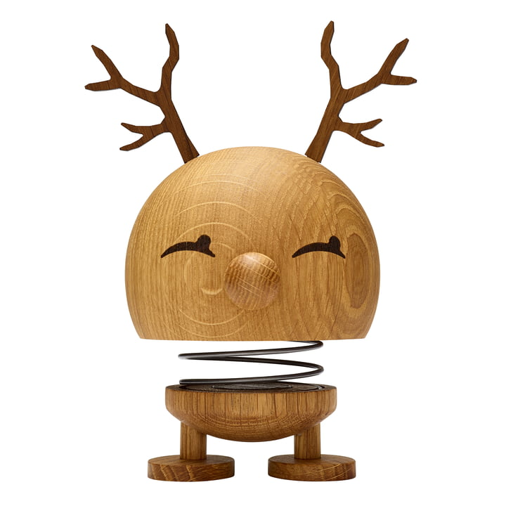 Reindeer Bimble, oak from Hoptimist