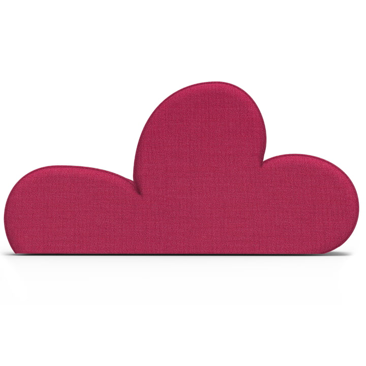 The Levi sofa from Objekte unserer Tage in pink, Kvadrat Atlas