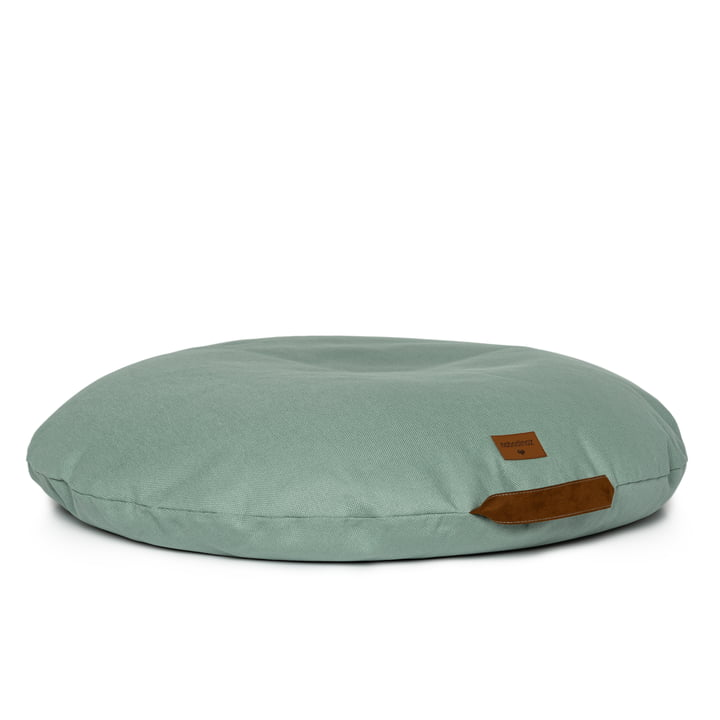 The Sahara child seat bag from Nobodinoz in eden green