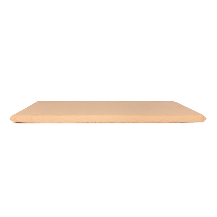 The Monaco play mattress from Nobodinoz in nude