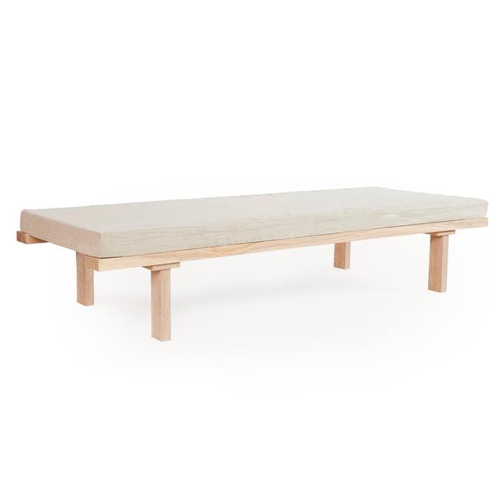 KR-180 Daybed, oak / linen from Frama