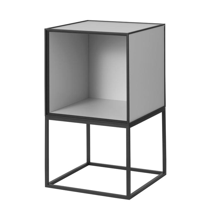 Frame Sideboard 35, light grey from by Lassen