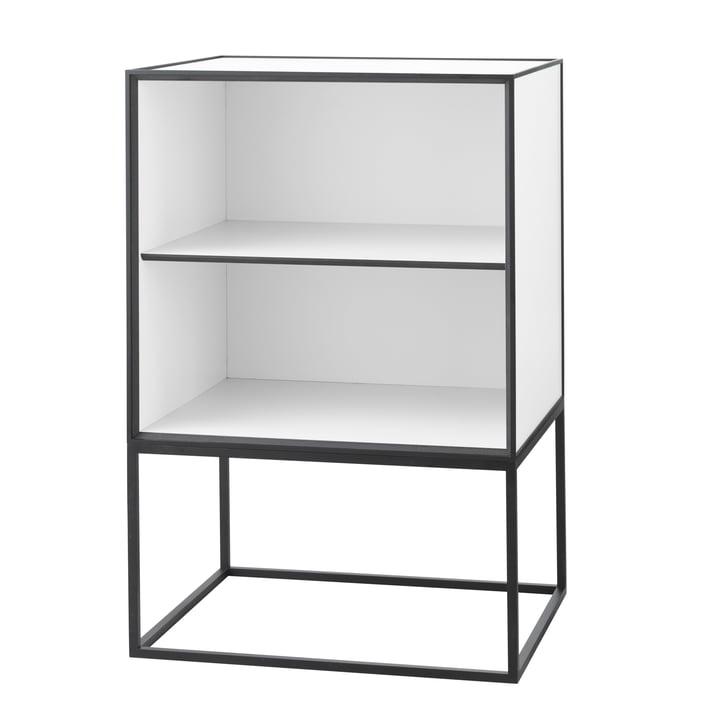 Frame Sideboard 49 (incl. shelf), white from by Lassen