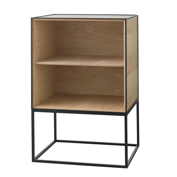 Frame Sideboard 49 (incl. shelf), oak from by Lassen