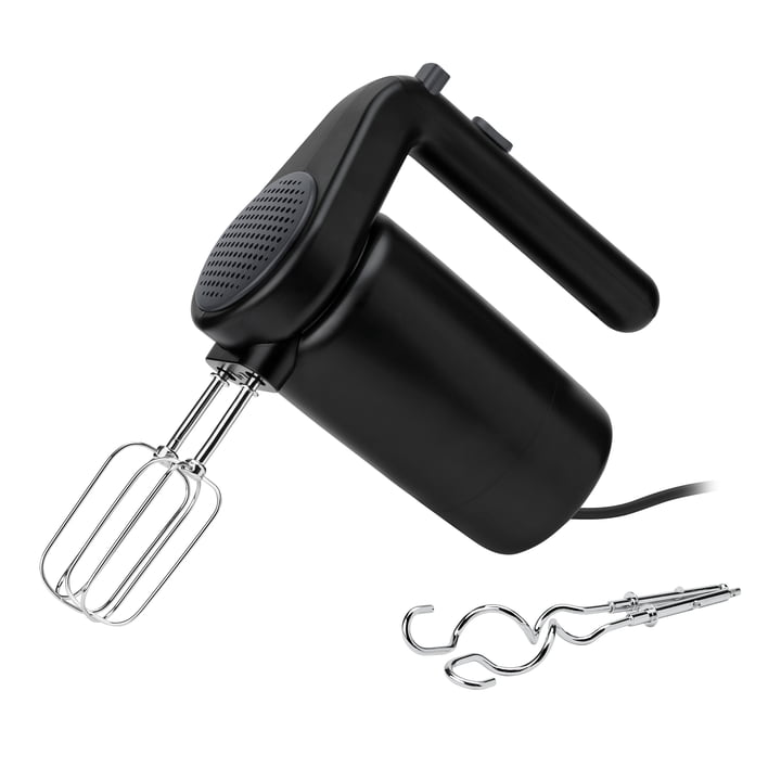 The Foodie hand mixer from Rig-Tig by Stelton in black
