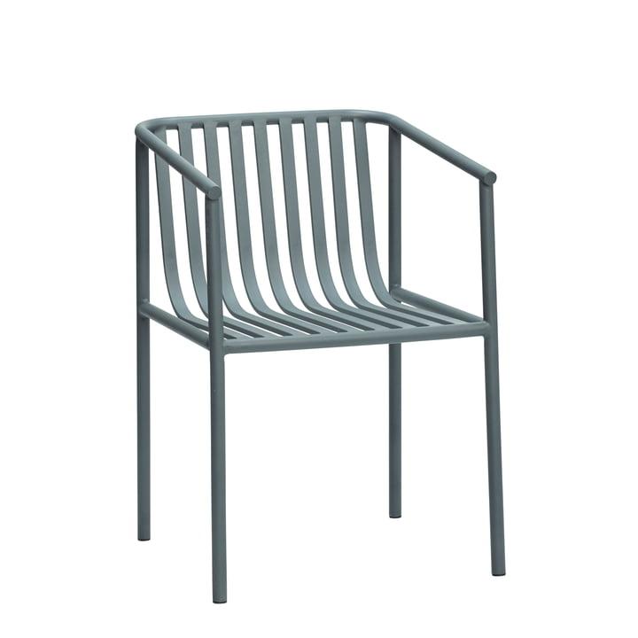 Outdoor Chair, grey from Hübsch Interior