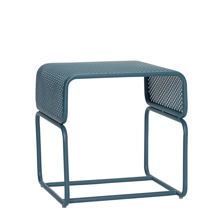 Outdoor Side table, green by Hübsch Interior