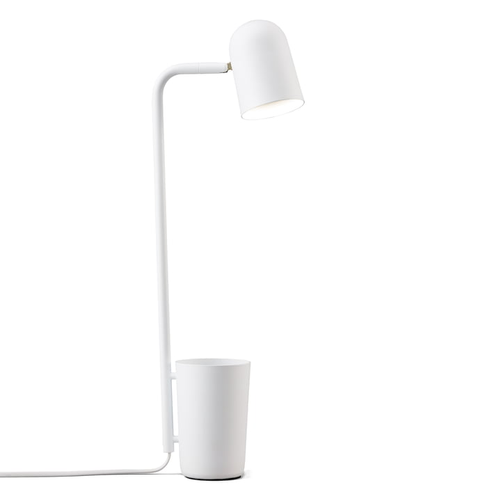 The Northern - Buddy table lamp in white