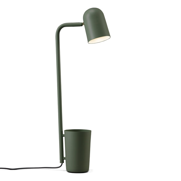 Buddy Table lamp from Northern in dark green