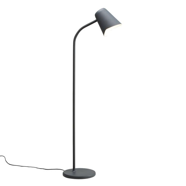 The Northern - Me Floor Lamp in grey
