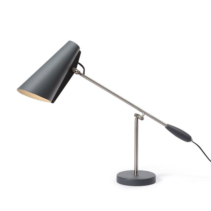 The Northern - Birdy Table lamp in grey / metallic