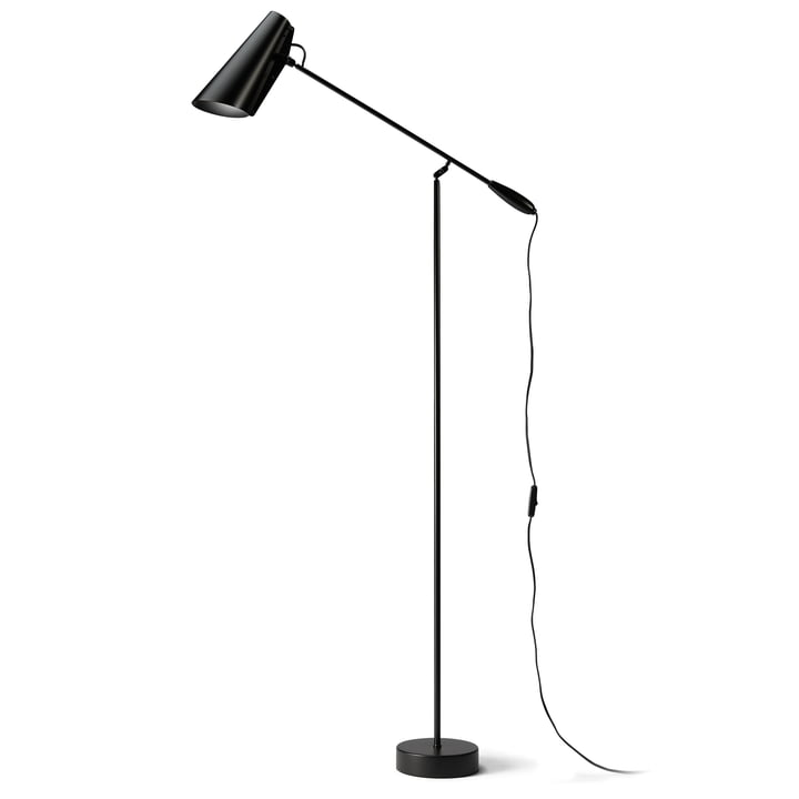 Birdy Floor lamp from Northern in black