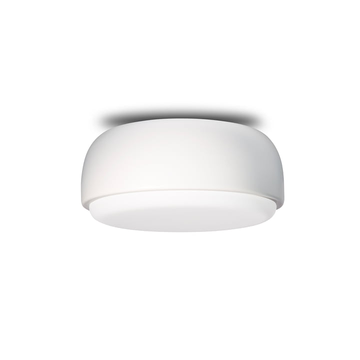 Over Me wall and ceiling lamp Ø 30 cm from Northern in white