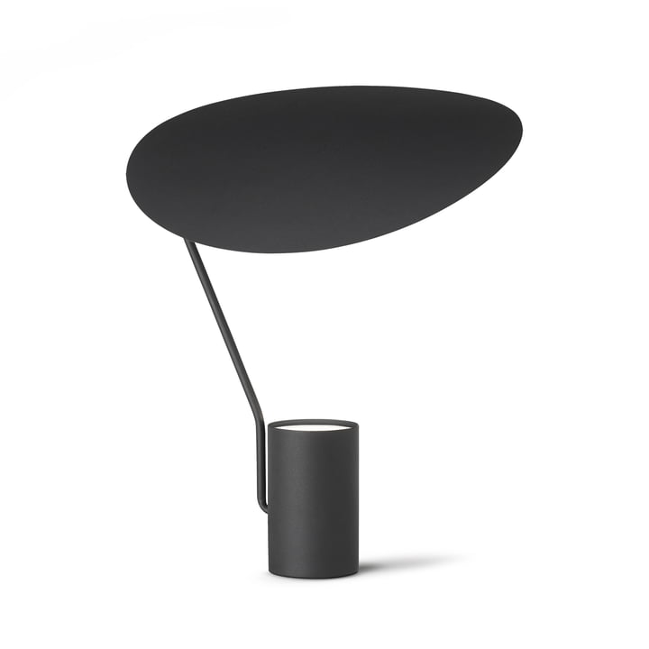 Ombre table lamp by Northern in black