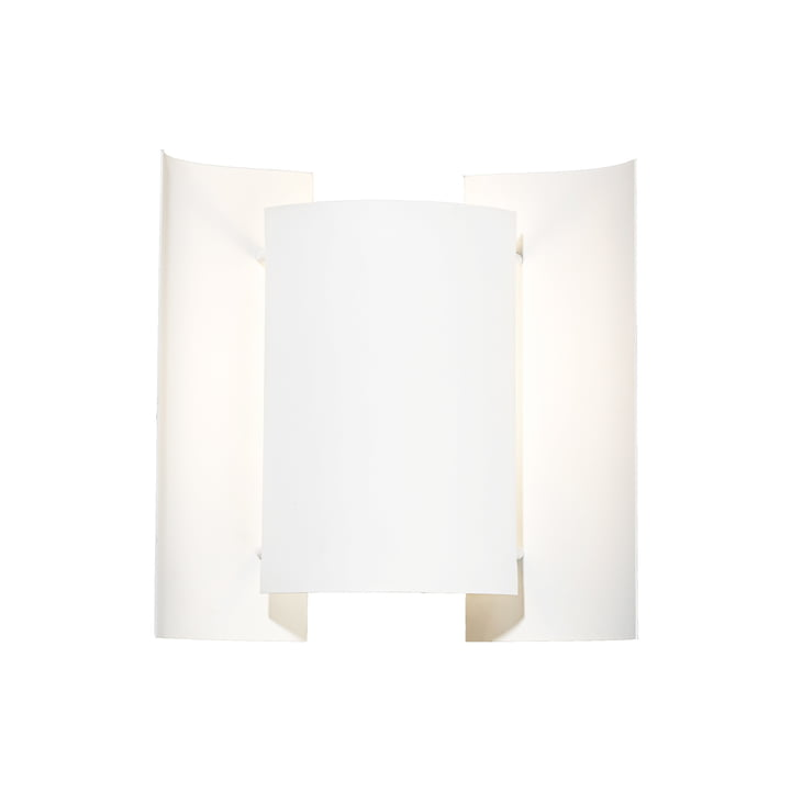 Butterfly wall lamp, white by Northern