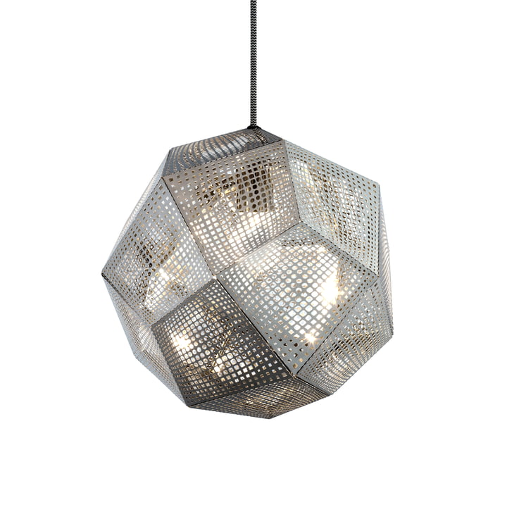 Etch Pendant lamp, steel from Tom Dixon