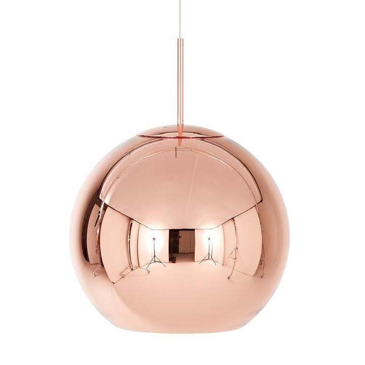 Tom Dixon - Copper pendant lamp Ø 45 cm, copper