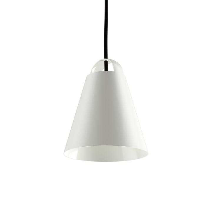 Above Pendant Lamp Ø 17.5 cm by Louis Poulsen in White