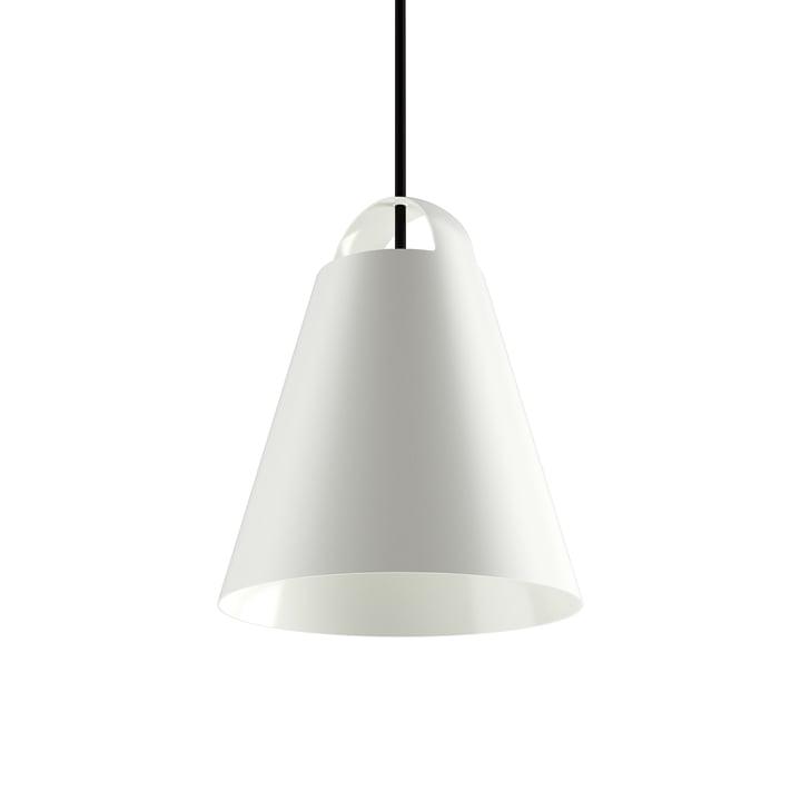 Above Pendant Lamp Ø 25 cm by Louis Poulsen in White