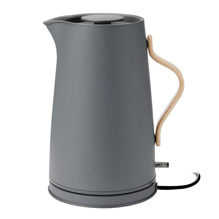 Emma water boiler 1.2 l from Stelton in matt grey