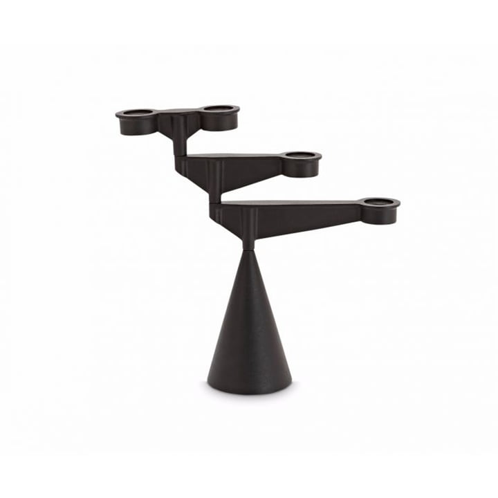 Spin Table candle holder Mini by Tom Dixon