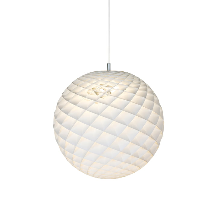 Patera pendant lamp Ø 45 cm by Louis Poulsen in white