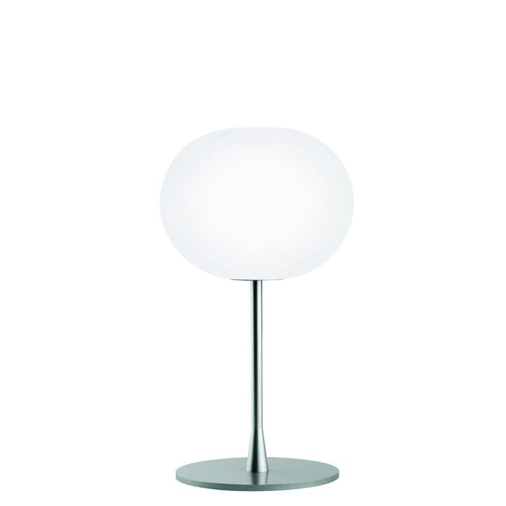 Glo-Ball T 1 from Flos in silver matt
