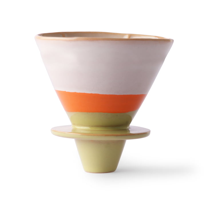 70's Coffee filter, multicoloured by HKliving
