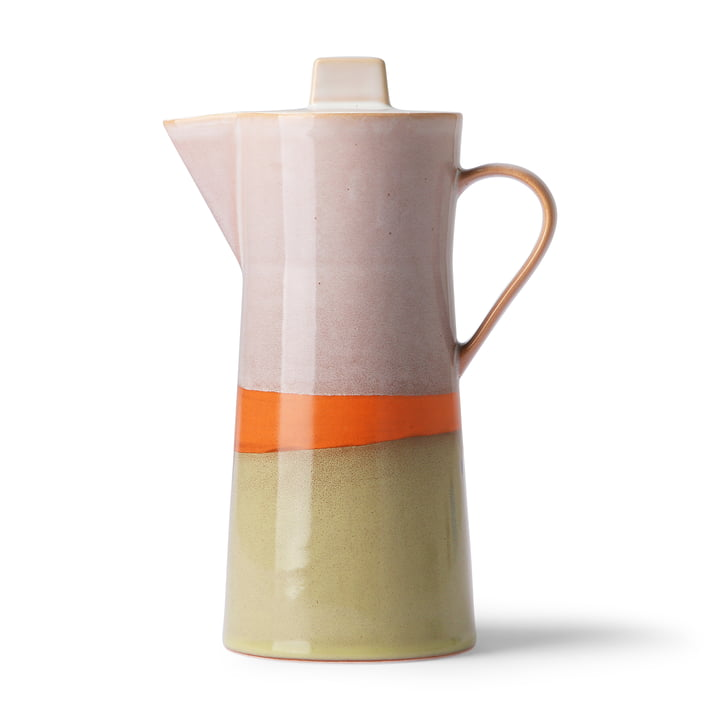 70's Coffee pot, multicoloured by HKliving