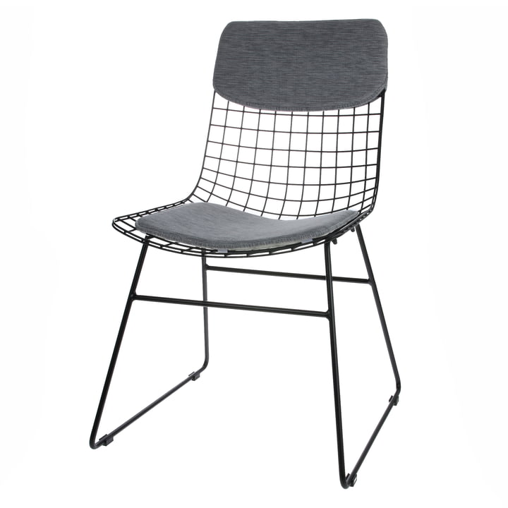 Cushion for Wire Chair, grey from HKliving