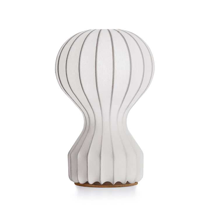 Gatto Piccolo table lamp Ø 21 x H 31 cm by Flos in white