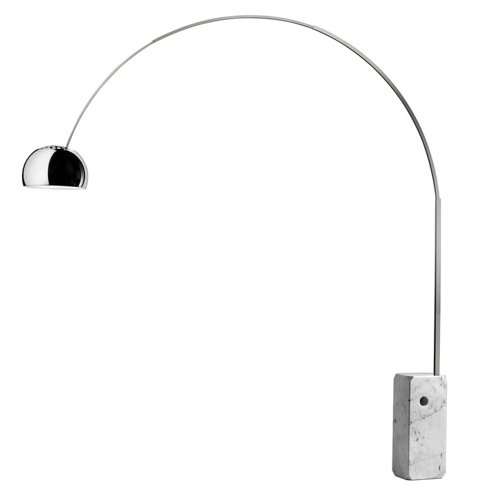The Arco Floor Lamp by Flos