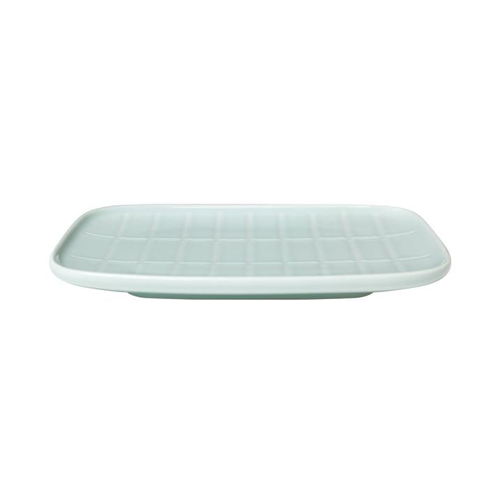 The Tiiliskivi platter from Marimekko in mint