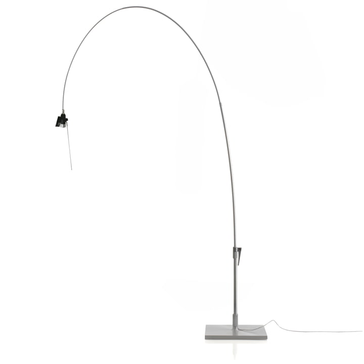 The Lady Costanza floor lamp from Luceplan without lampshade