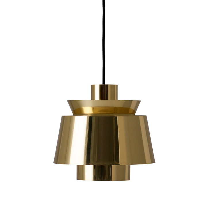 Brass pendant lamp Utzon JU1 from & tradition