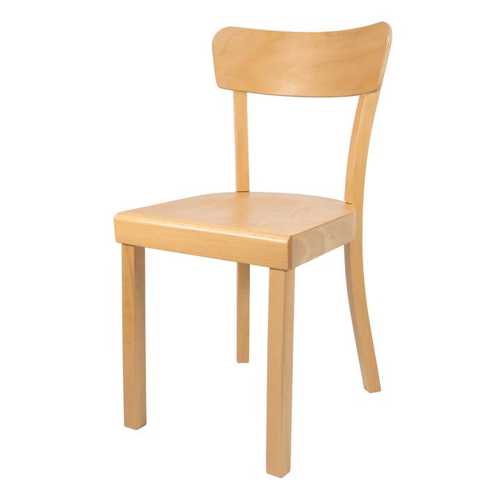 Frankfurter Chair in beech nature in matt