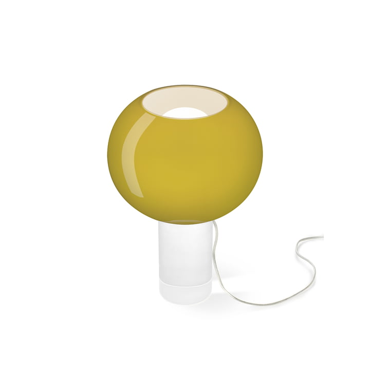 The Foscarini Buds 3 Table Lamp in Green