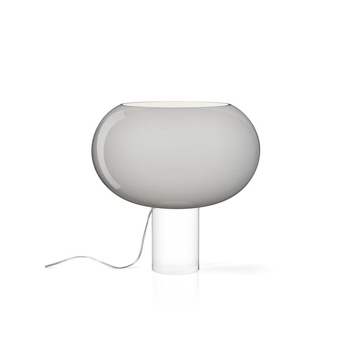 The Foscarini Buds 2 Table Lamp in Grey