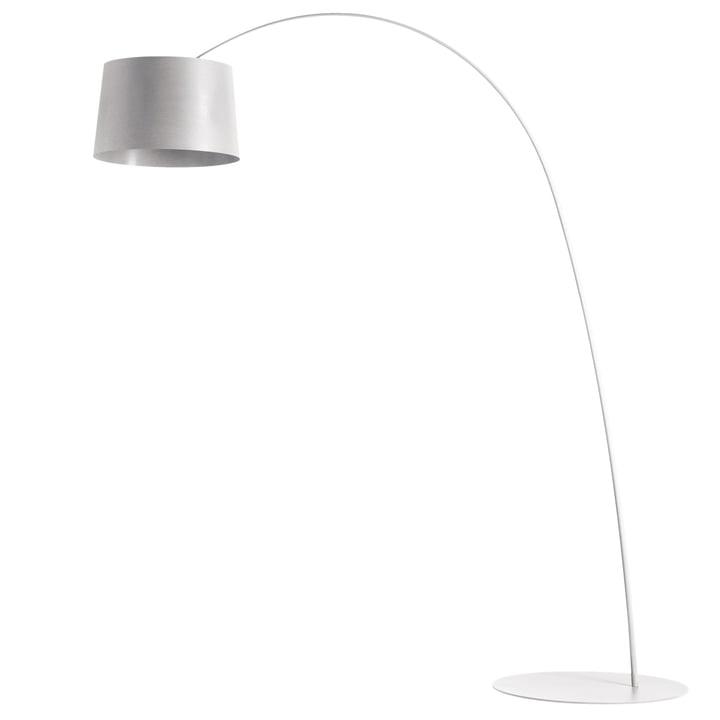 Foscarini - Twiggy arc lamp, dimmable, white