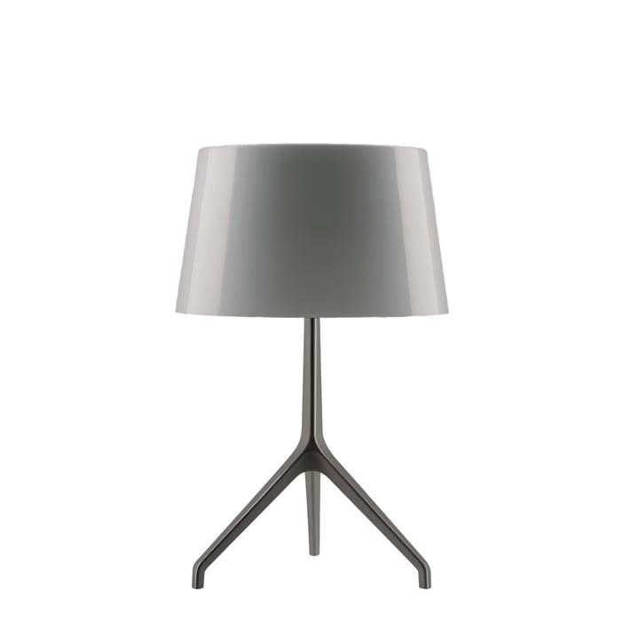 Foscarini - Lumiere XXS Table Lamp, aluminium / grey